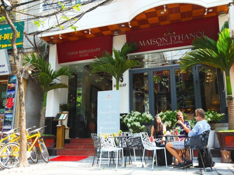 Maison d'Hanoi Boutique - Hotel - 5