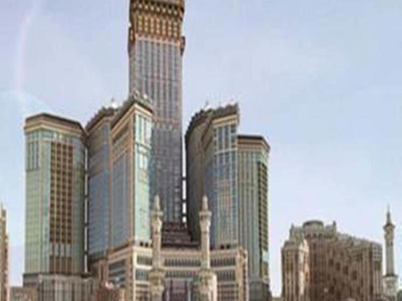 General view Mövenpick Hotel & Residences Hajar Tower Makkah