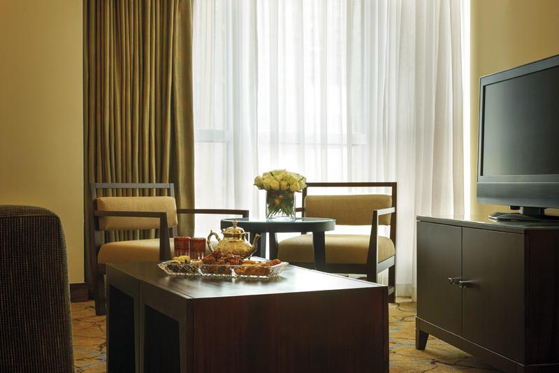 Room Mövenpick Hotel & Residences Hajar Tower Makkah