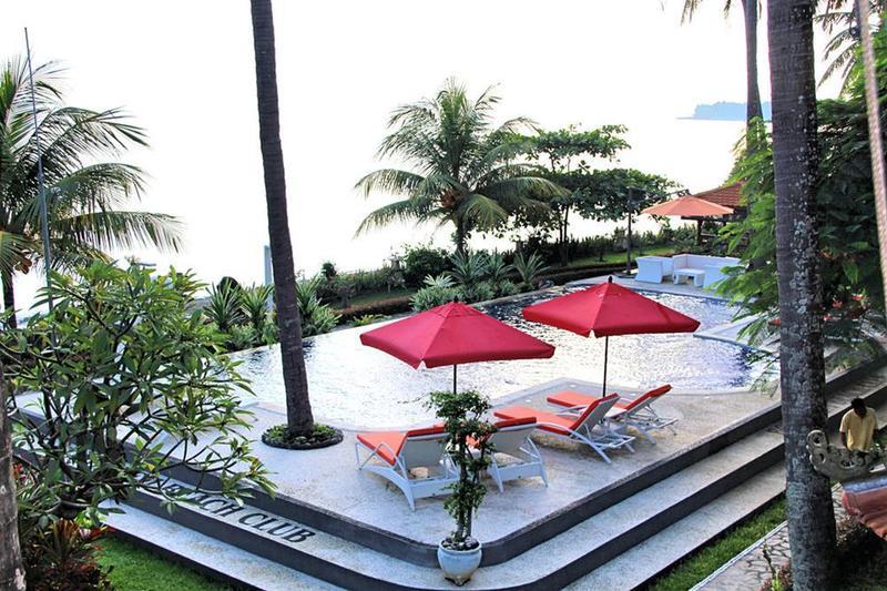 Pool Bondalem Beach Club