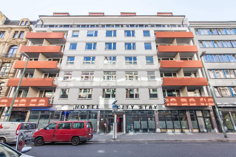 City Stay Frankfurt - Hotel - 3
