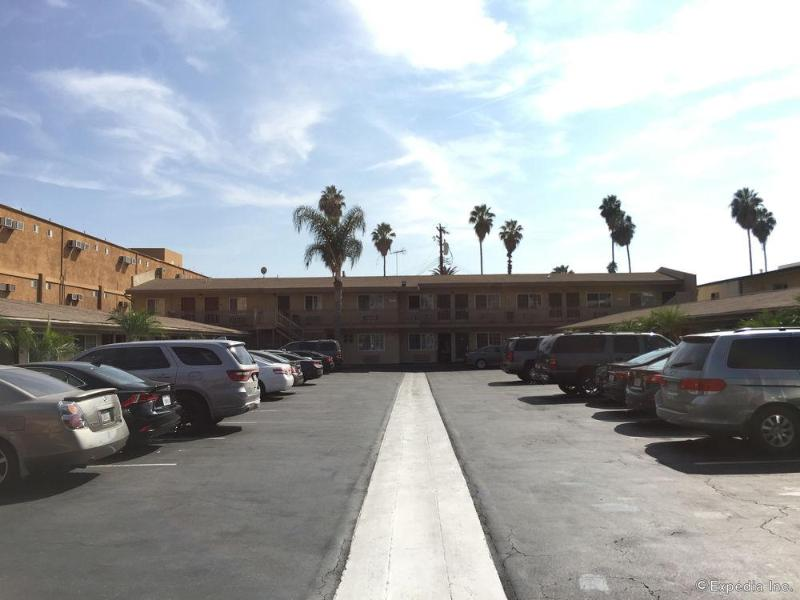 General view Anaheim Discovery Inn & Suites