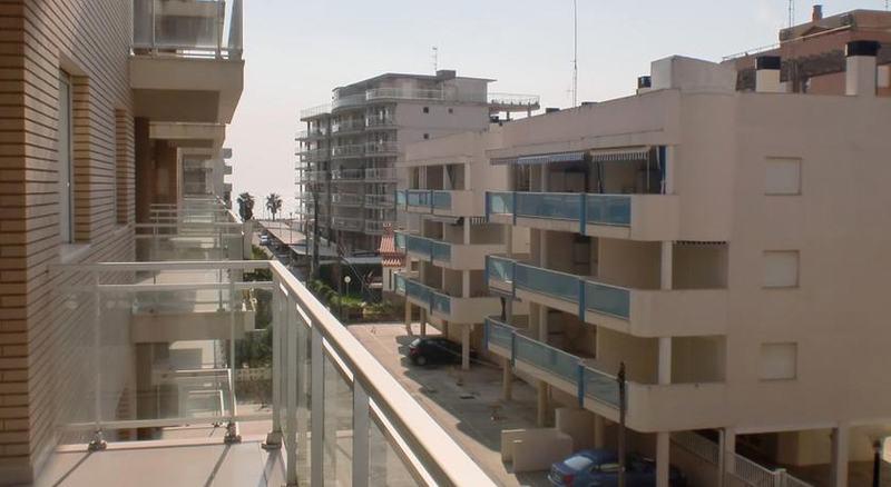General view Apartamentos Playasol 3000