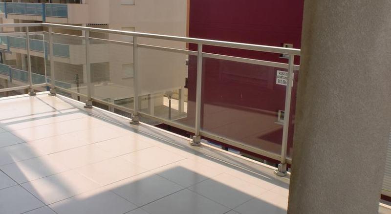 Lobby Apartamentos Playasol 3000