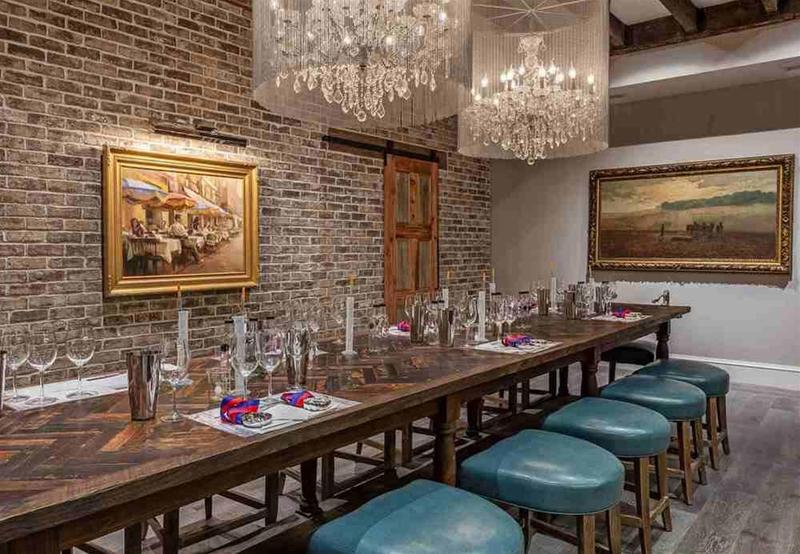 Restaurant Grand Bohemian Charleston, Autograph Collection
