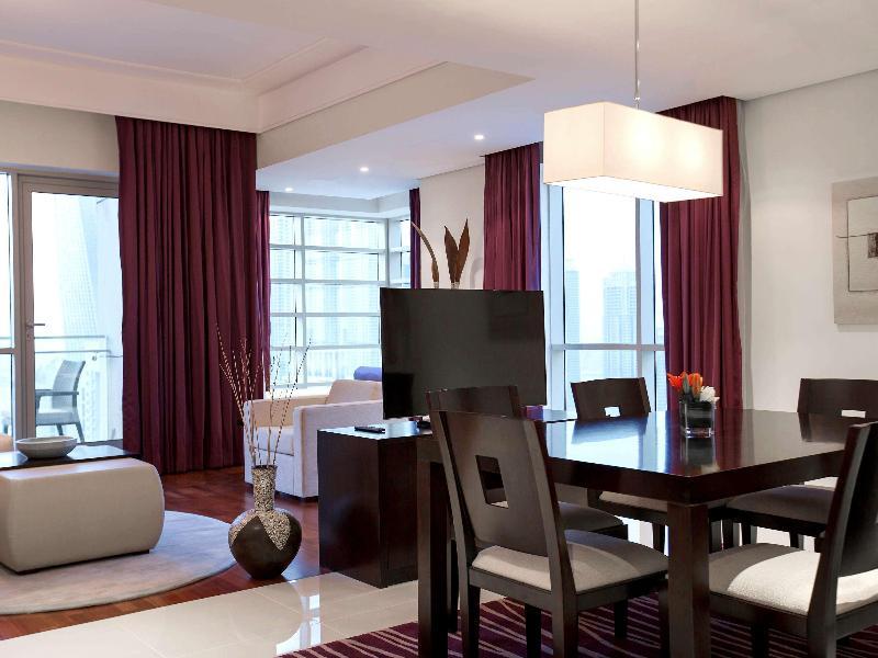 Room Pullman Dubai Jlt