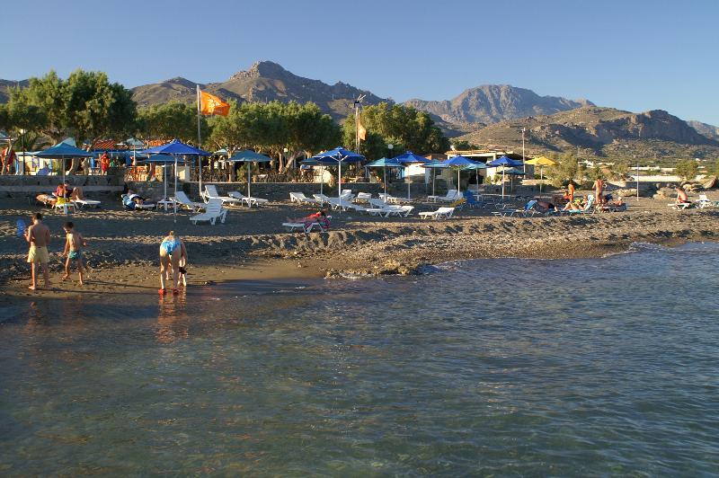 Beach Blue Sky Hotel