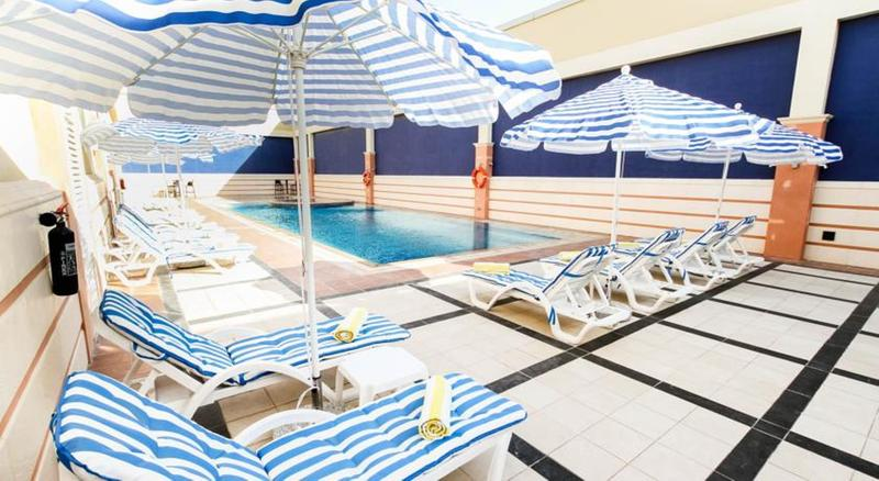 Pool Blumont Capital Hotel (formerly Danat Capital)