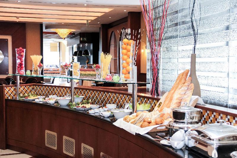 Restaurant Blumont Capital Hotel (formerly Danat Capital)