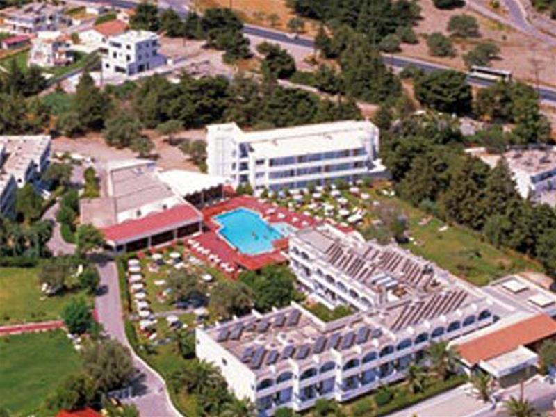 Evi Hotel Rhodes - Hotel - 5
