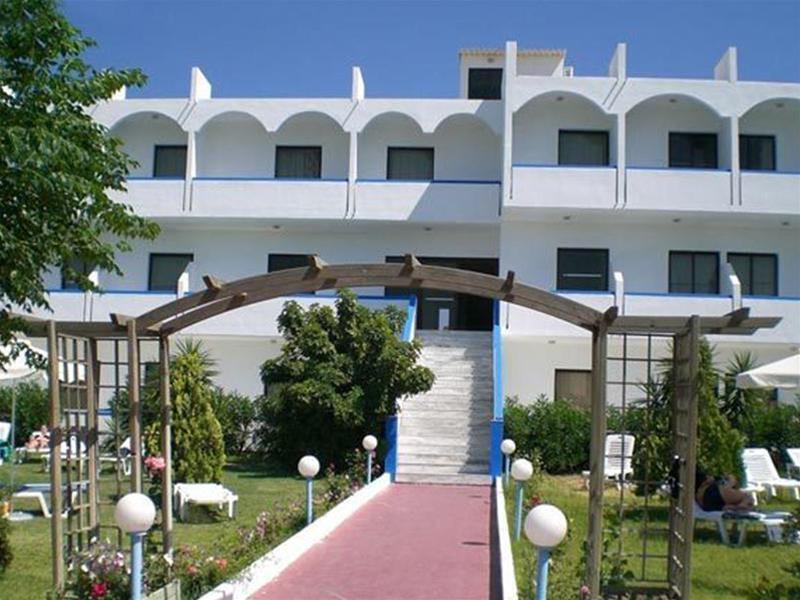 Evi Hotel Rhodes - Hotel - 6