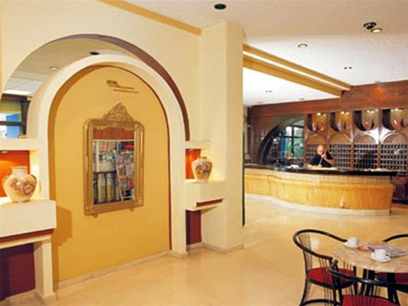Evi Hotel Rhodes - General - 0