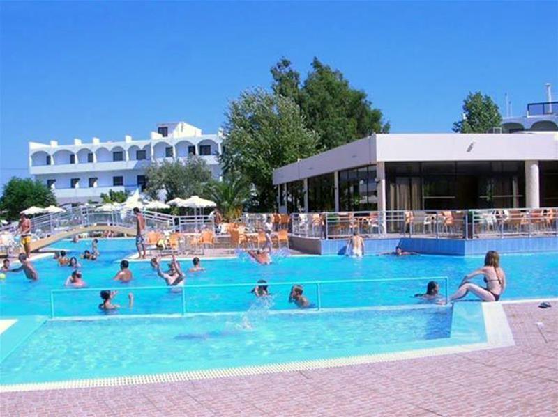 Evi Hotel Rhodes - Pool - 10