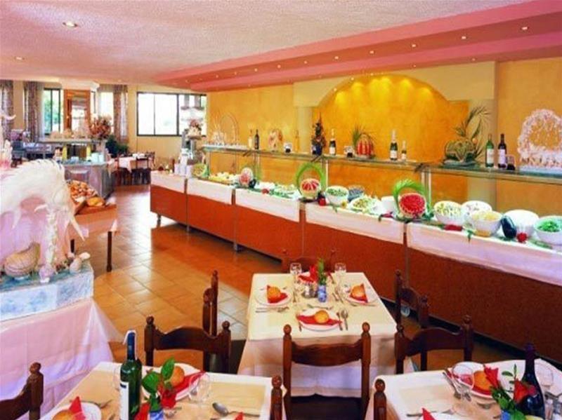Evi Hotel Rhodes - Restaurant - 4