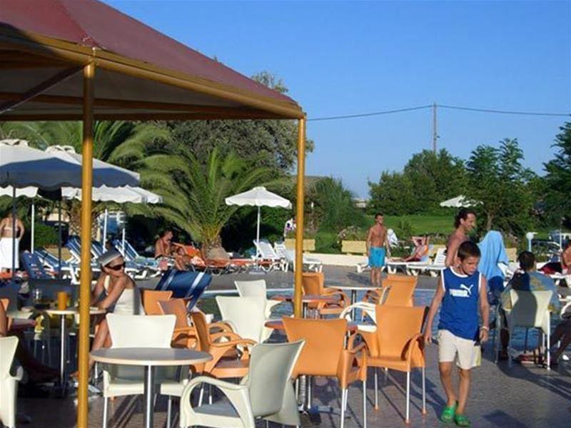 Evi Hotel Rhodes - Terrace - 13