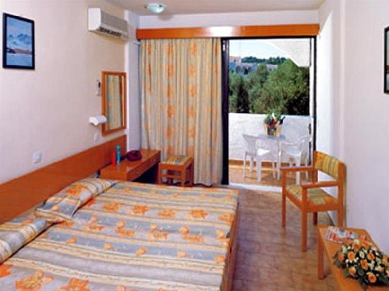 Evi Hotel Rhodes - Room - 9