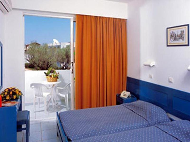 Evi Hotel Rhodes - Room - 7