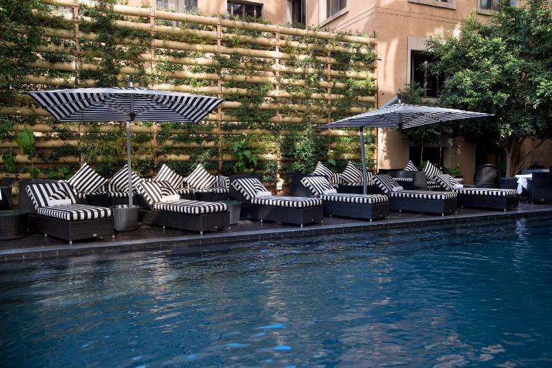 Davinci Suites on Nelson Mandela Square - Pool - 2