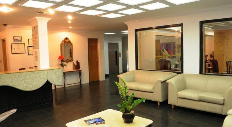 Lobby Fortaleza Mar Hotel