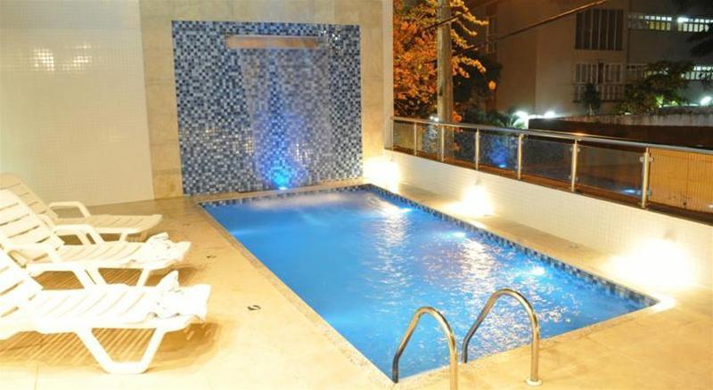 Pool Fortaleza Mar Hotel