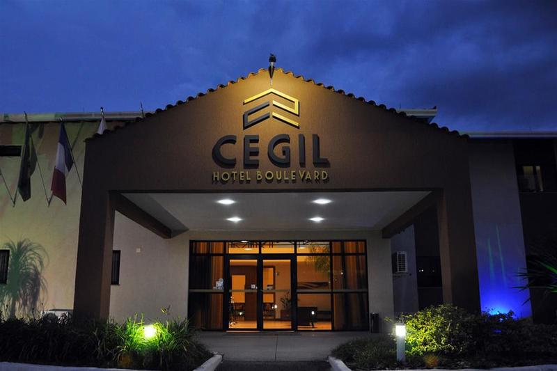 General view Cegil Hotel Boulevard