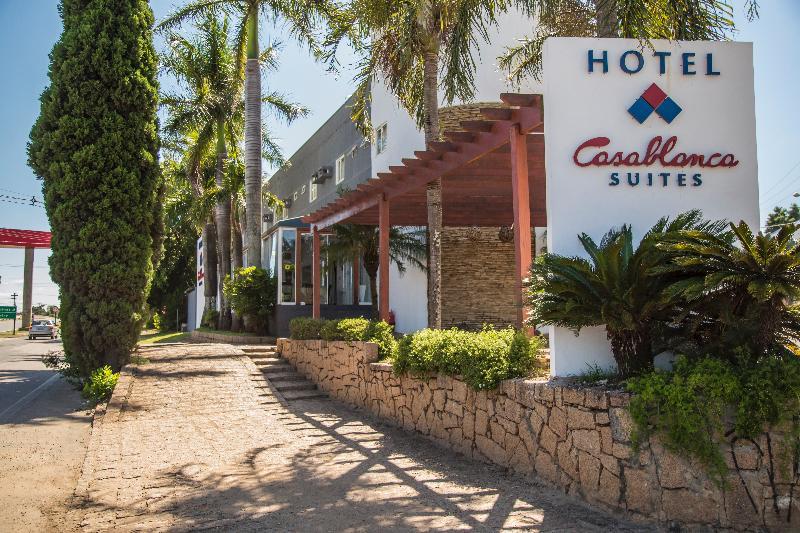 General view Casablanca Suites Hotel