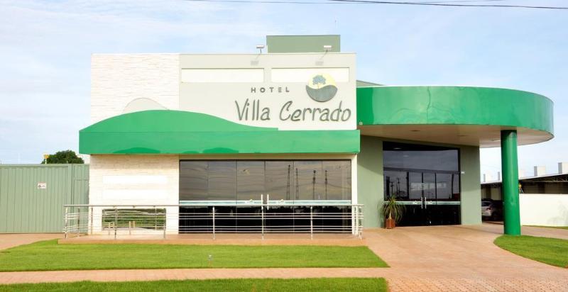 General view Villa Cerrado Hotel