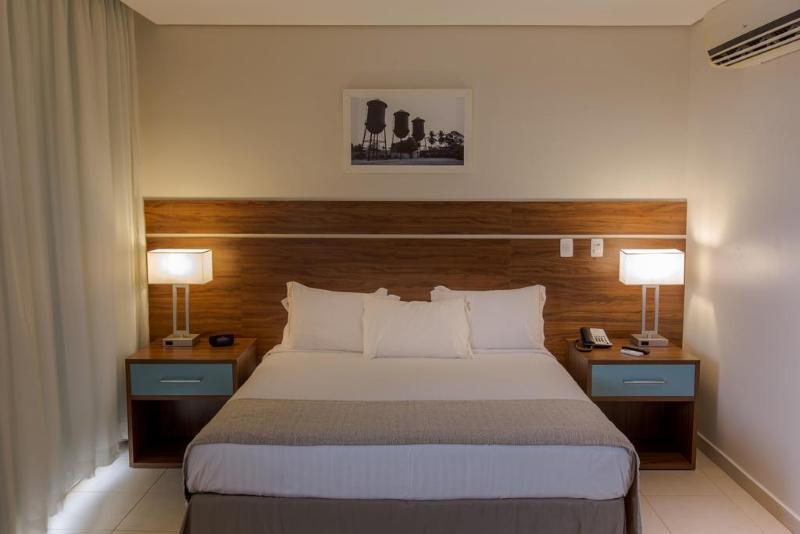 Room Slaviero Essential Porto Velho