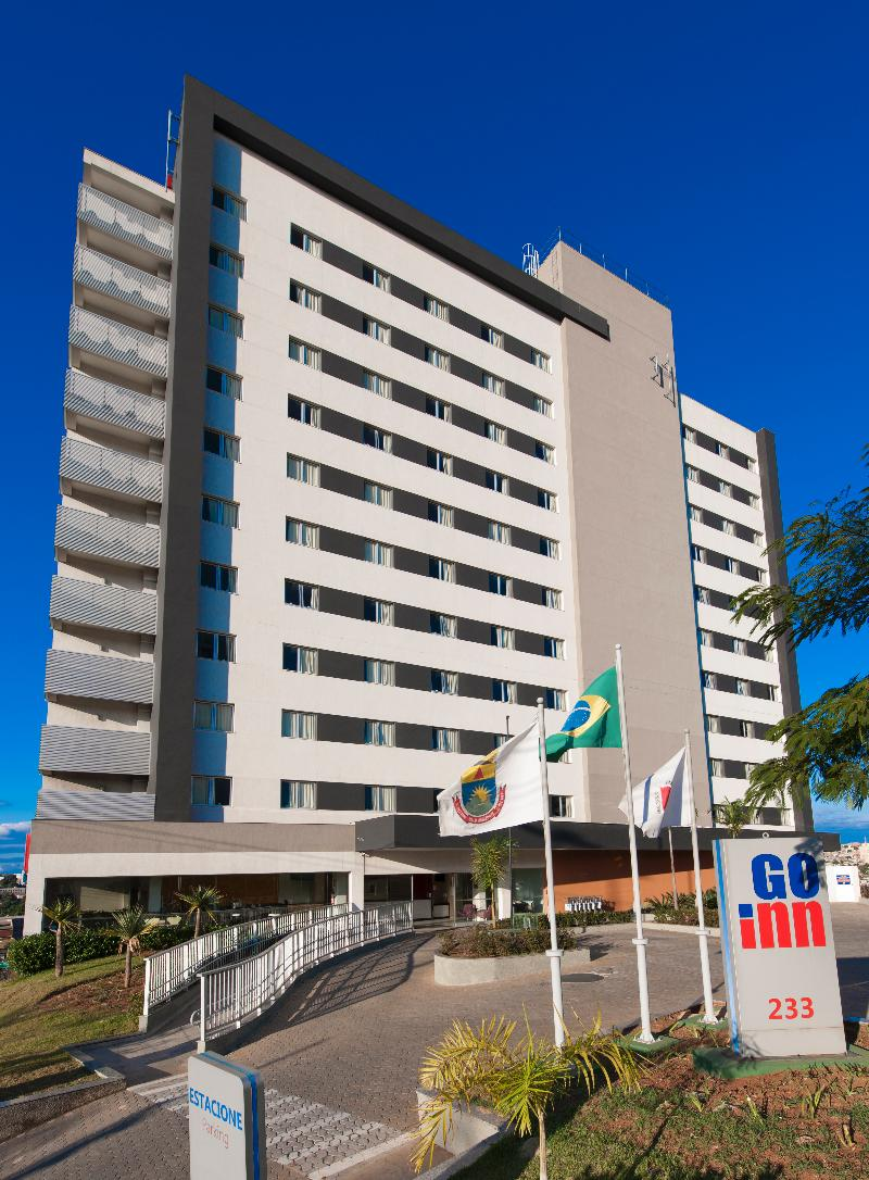 GO INN DEL REY BELO HORIZONTE - Hotel - 5