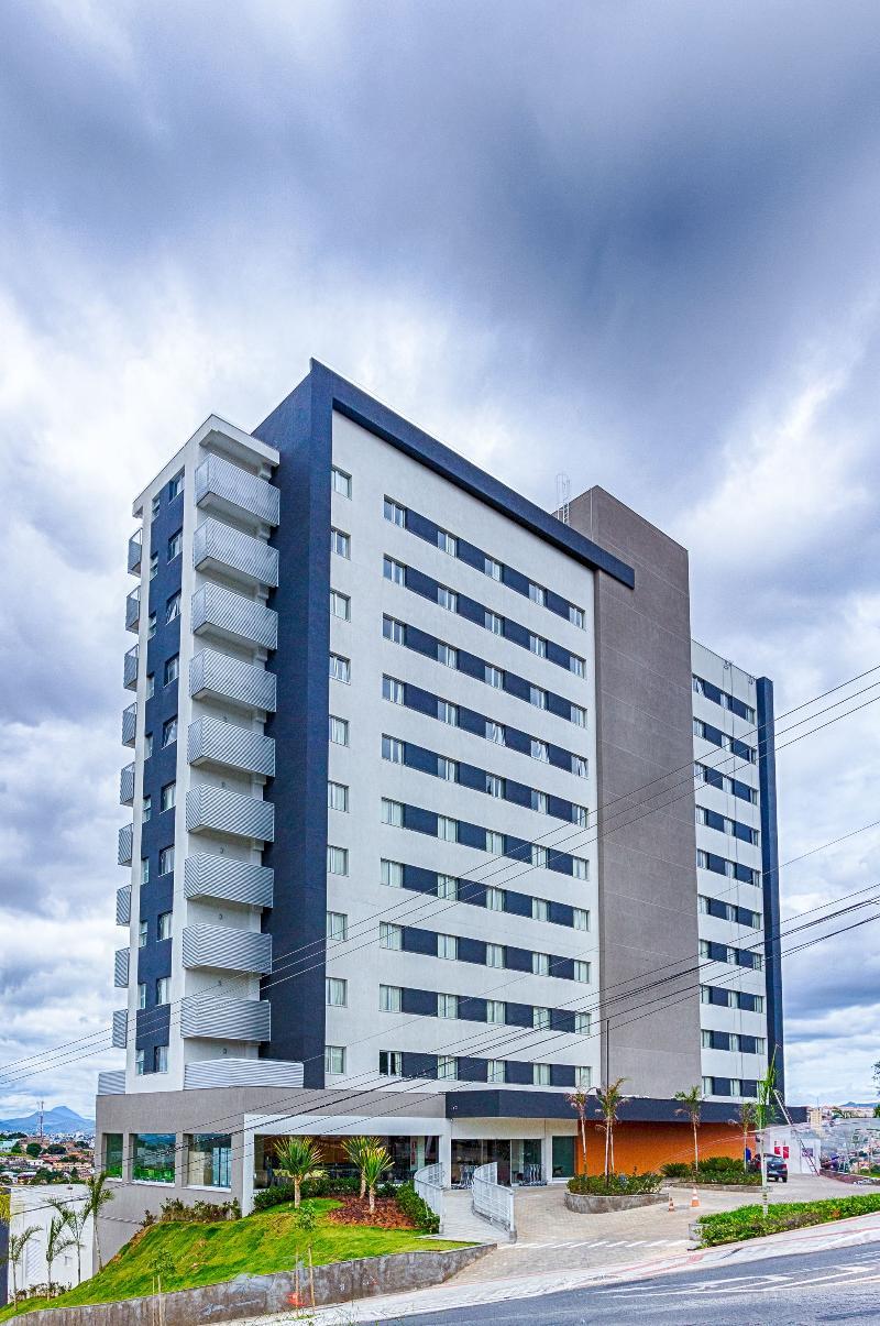 GO INN DEL REY BELO HORIZONTE - Hotel - 6