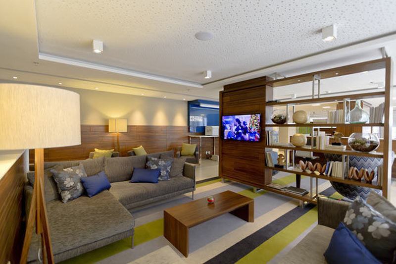 Lobby Bugan Hotel By Atlantica Recife