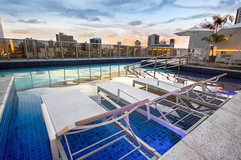 Pool Bugan Hotel By Atlantica Recife