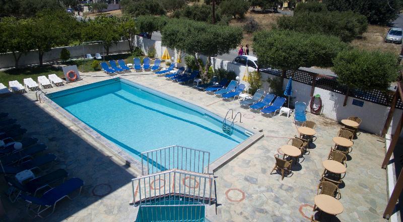 KRITSHOTEL - Pool - 9