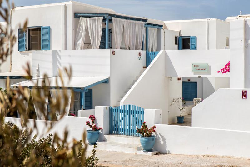 FIVOS APARTMENTS - Hotel - 5