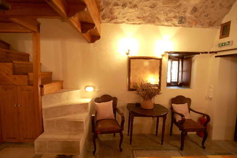 Room Alkmini Monemvasia Castle House
