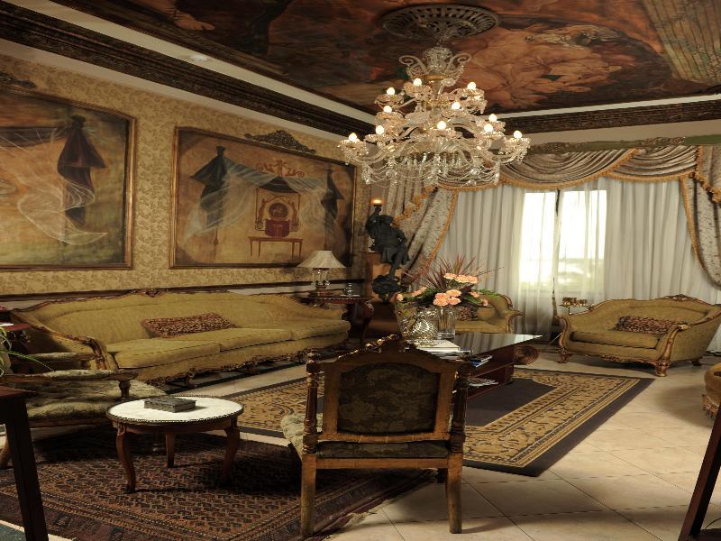 Lobby Mansion Del Rio