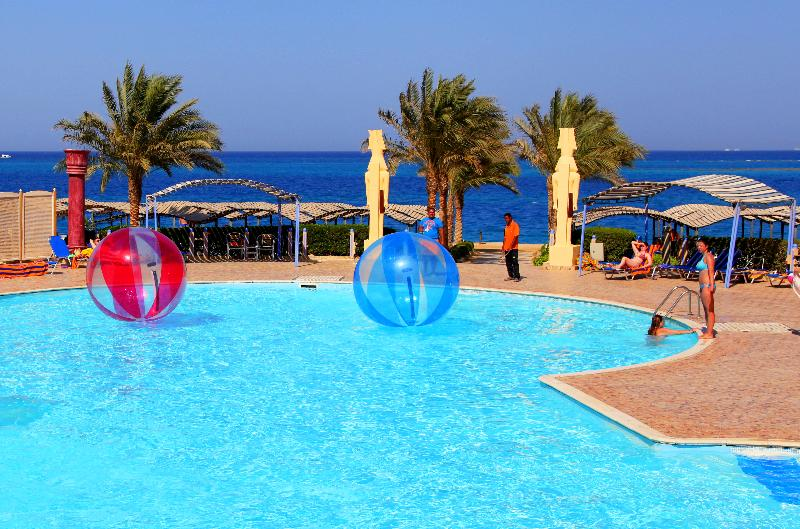 Sports and Entertainment King Tut Aqua Beach Resort