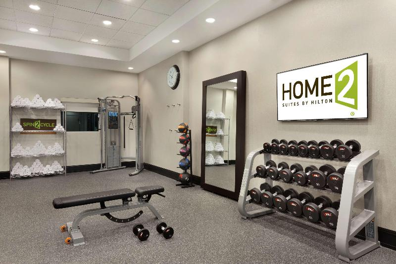 Sports and Entertainment Home2 Suites By Hilton Austin North/near The Domai