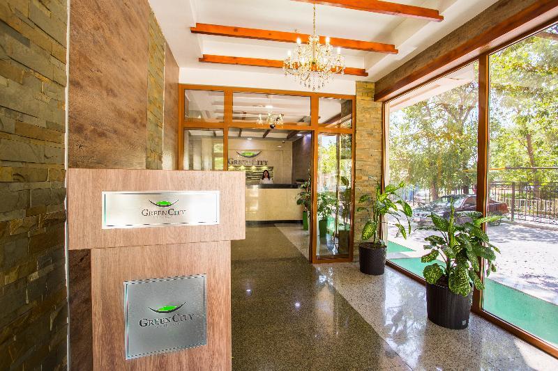 Lobby Green City