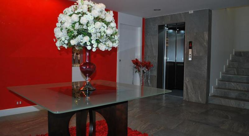 Lobby Rione Hotel Boutique