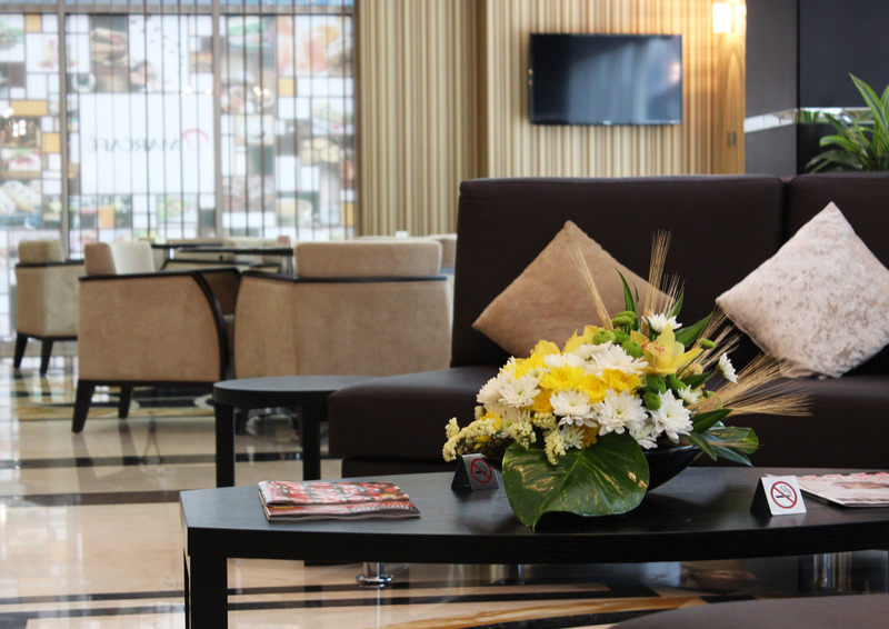 General view Al Diar Sawa Hotel Apartments
