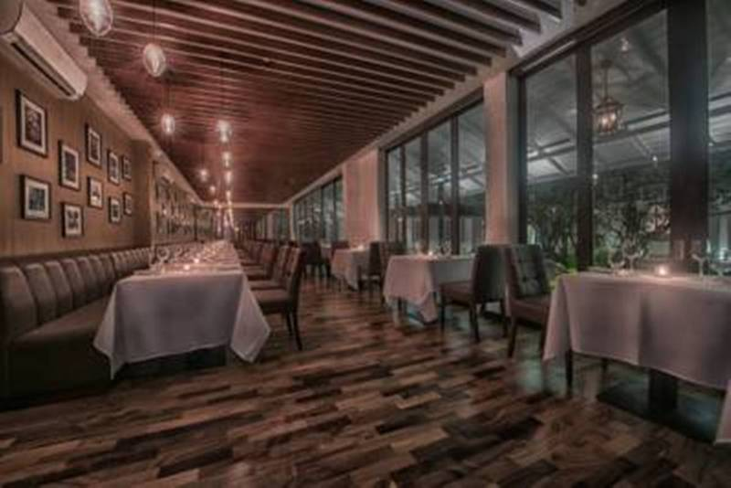 Restaurant Residence By Uga Escapes