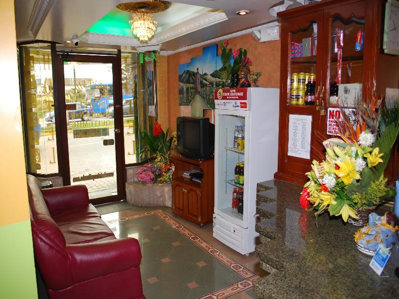 Lobby Gran Quitumbe