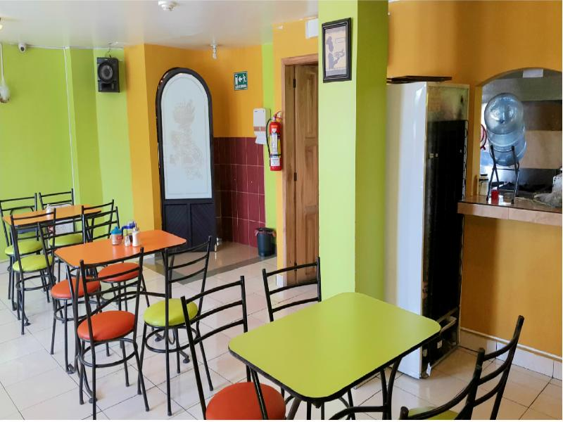 Restaurant Gran Quitumbe