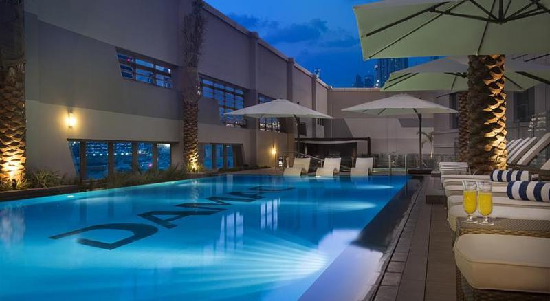 Pool Damac Maison - The Vogue