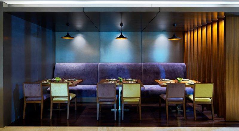 Restaurant Damac Maison - The Vogue