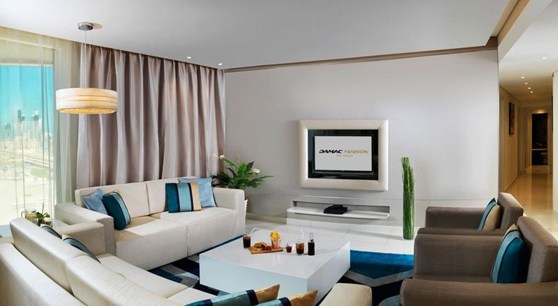 Room Damac Maison - The Vogue