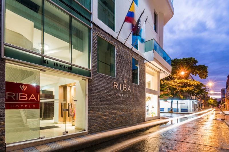 General view Ribai Hotel Santa Marta