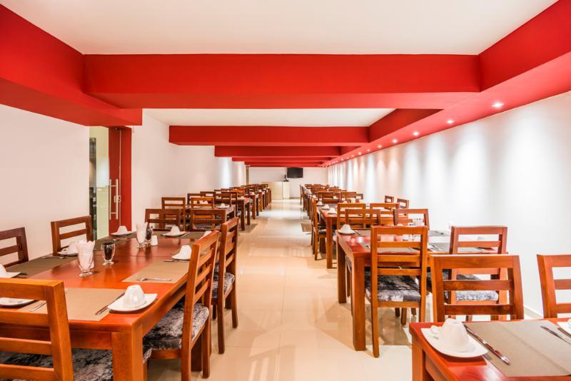 Restaurant Ribai Hotel Santa Marta