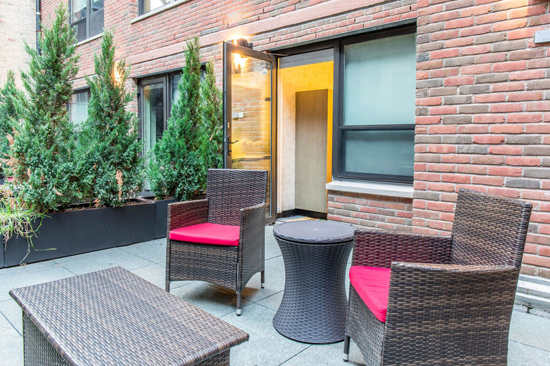 Terrace The Paul